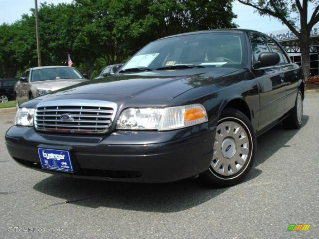 2005 midnight grey metallic ford crown victoria 11659631 car color galleries. Black Bedroom Furniture Sets. Home Design Ideas