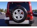 2012 Deep Cherry Red Crystal Pearl Jeep Wrangler Sahara 4x4  photo #6