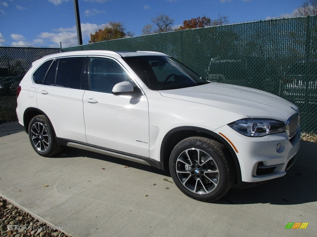 2017 Alpine White Bmw X5 Xdrive35i 116806359 Photo 3