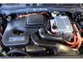 2017 Shadow Black Ford Fusion Energi Titanium  photo #16