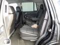 Rear Seat of 2017 Yukon SLT 4WD
