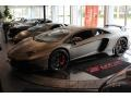 Front 3/4 View of 2014 Aventador LP 720-4 50th Anniversary Special Edition