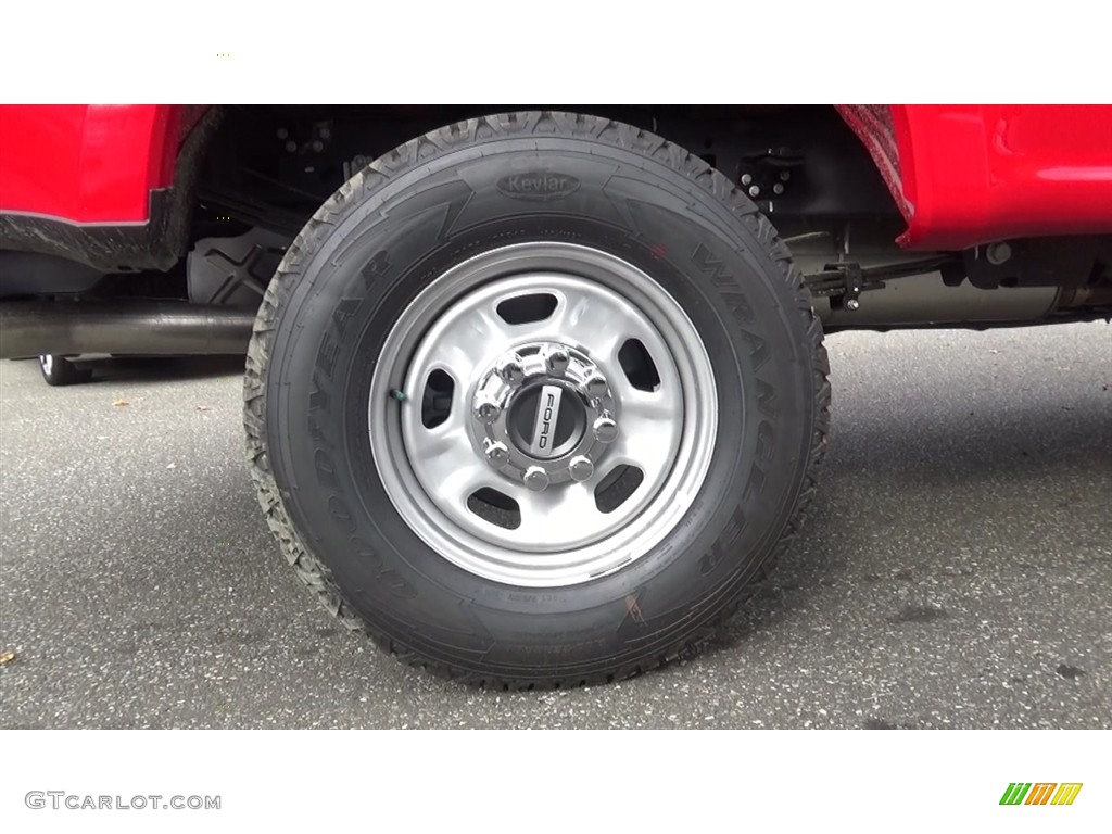 1999 Ford F350 Xl Supercab Super Duty News >> 2017 Ford F350 Super Duty XL Regular Cab 4x4 Plow Truck Wheel Photo #116844845 | GTCarLot.com