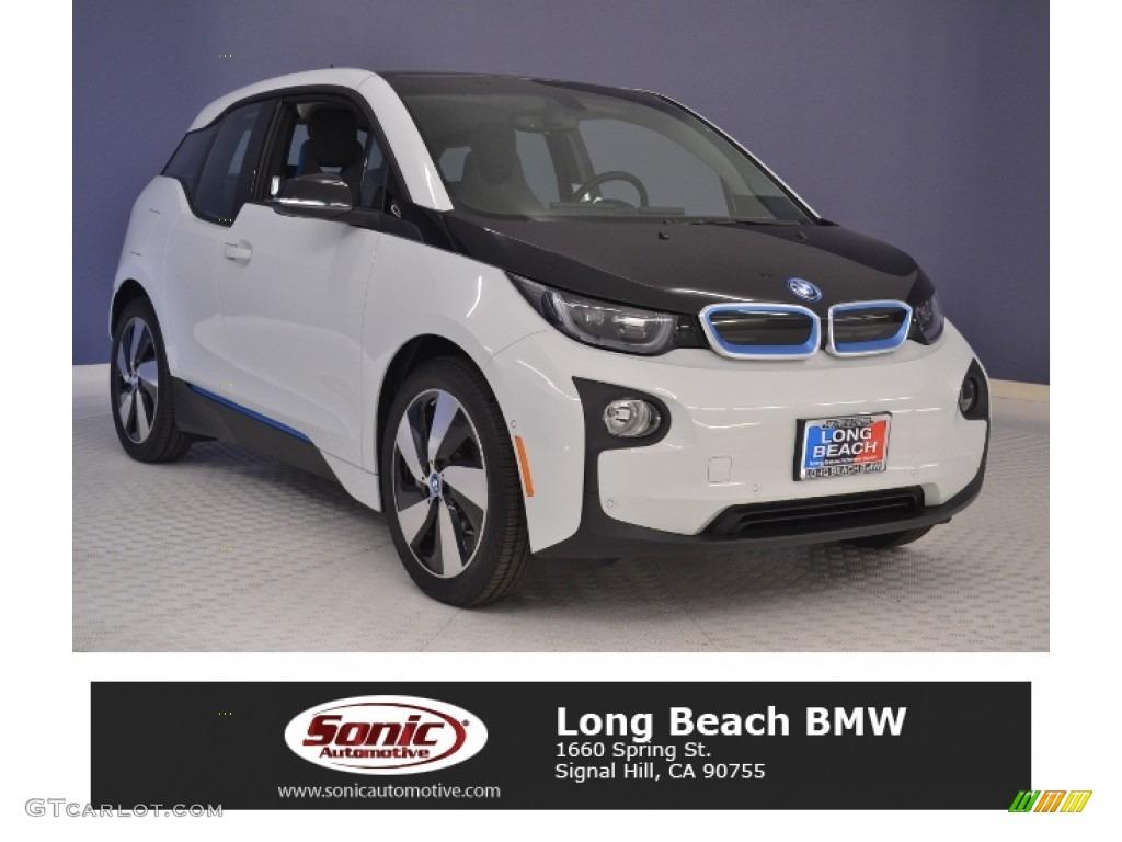 Capparis White BMW I3