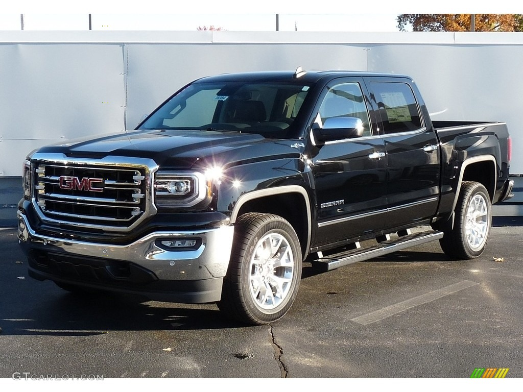 2017 gmc sierra 1500 slt crew cab 4wd best new cars for 2018. Black Bedroom Furniture Sets. Home Design Ideas