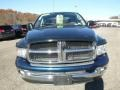 2003 Patriot Blue Pearl Dodge Ram 1500 SLT Quad Cab 4x4  photo #11