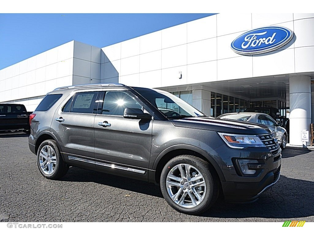 Magnetic Explorer Ford