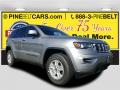 2017 Billet Silver Metallic Jeep Grand Cherokee Laredo E 4x4 #116870992
