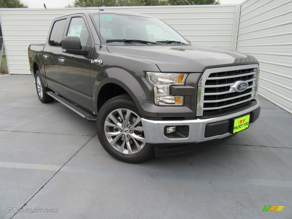 2017 magnetic ford f150 xlt supercrew 116871184 car color galleries. Black Bedroom Furniture Sets. Home Design Ideas
