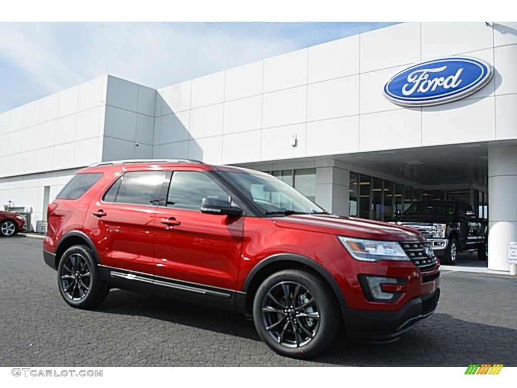 2017 ruby red ford explorer xlt 116871111 car color galleries. Black Bedroom Furniture Sets. Home Design Ideas