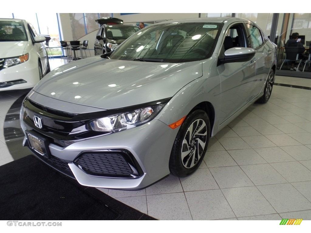 Modern Interior Colors For Home 2017 Lunar Silver Metallic Honda Civic Lx Hatchback