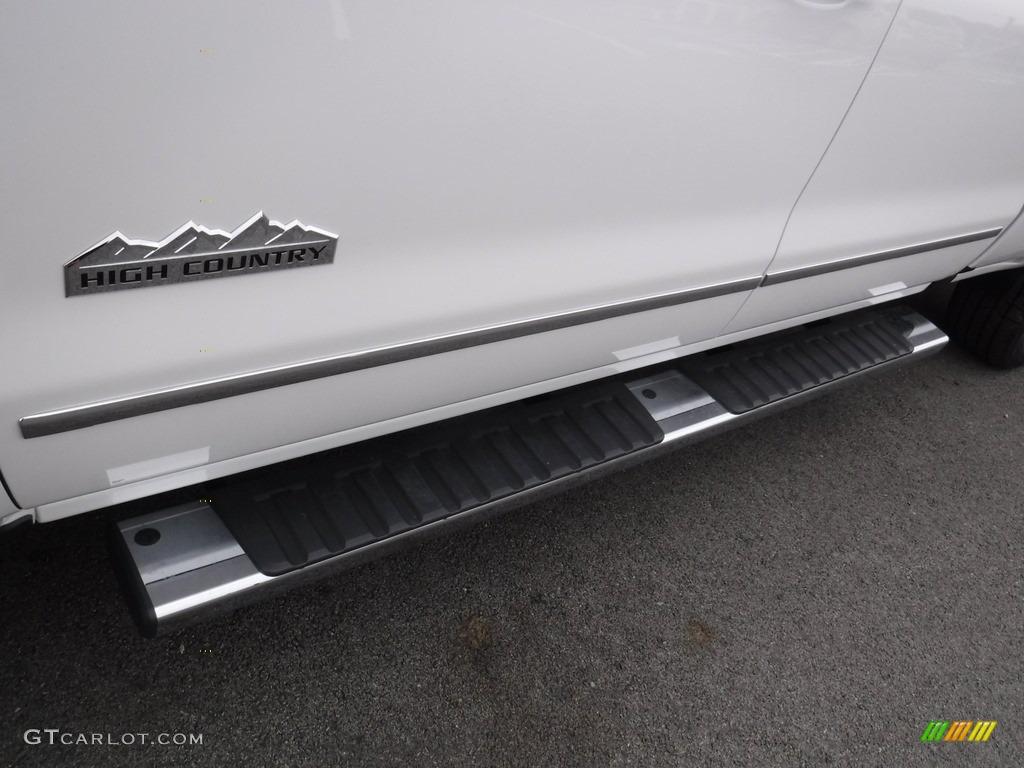 2017 Chevrolet Silverado 1500 High Country Crew Cab 4x4 Marks and Logos Photo #116892953