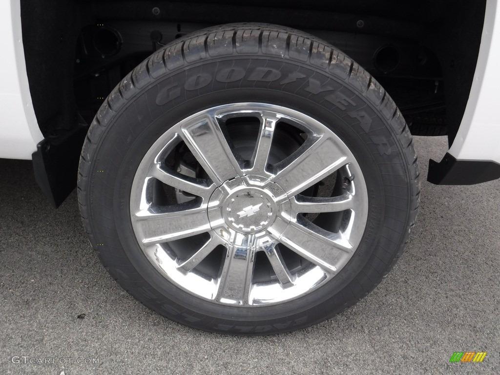 2017 Chevrolet Silverado 1500 High Country Crew Cab 4x4 Wheel Photo #116892986