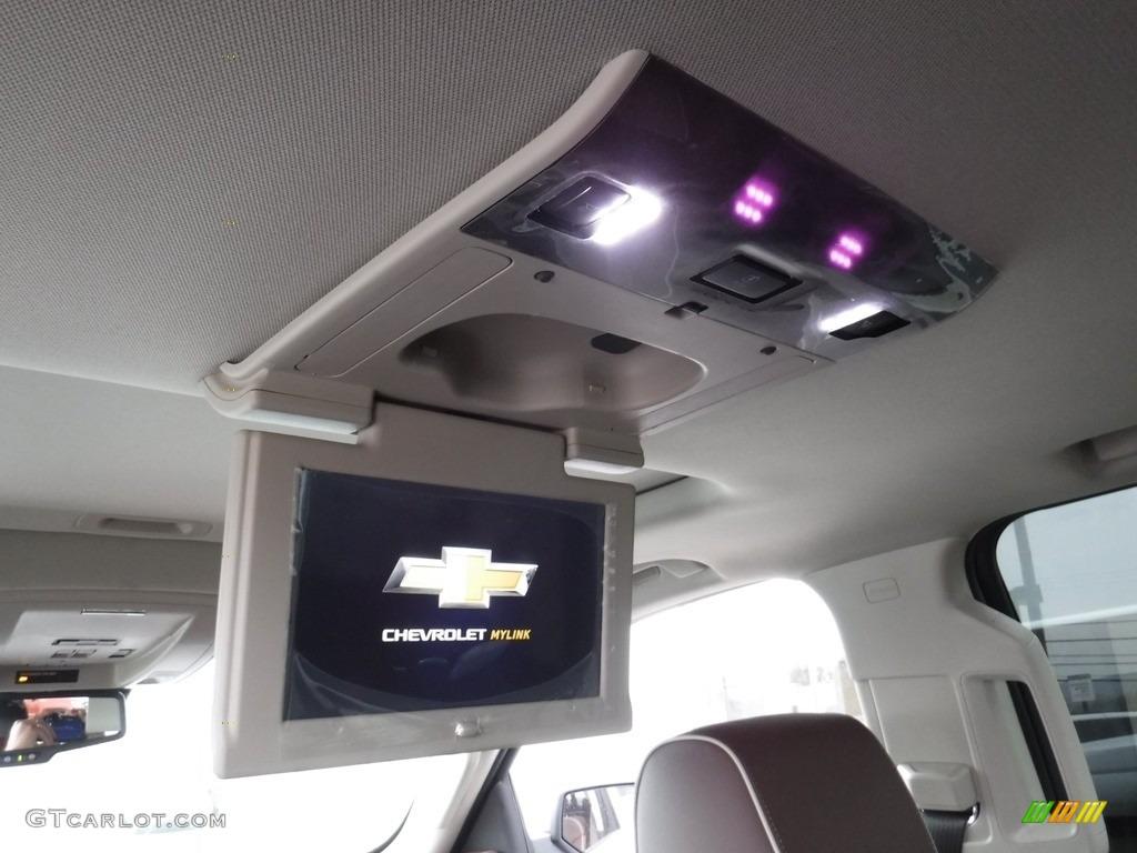 2017 Chevrolet Silverado 1500 High Country Crew Cab 4x4 Entertainment System Photos