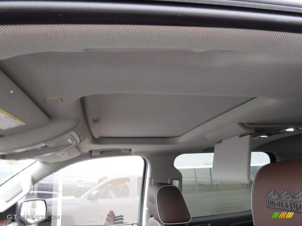 2017 Chevrolet Silverado 1500 High Country Crew Cab 4x4 Sunroof Photo #116893100