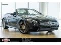 2017 Black Mercedes-Benz SL 550 Roadster #116871087