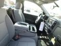 Jet Black Interior Photo for 2017 Chevrolet Silverado 1500 #116903882