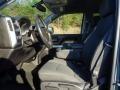 Blue Topaz Metallic - Silverado 1500 LT Double Cab 4x4 Photo No. 9