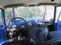 Blue - Unimog 416/U1100 Riot Recovery Vehicle Photo No. 16