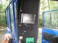 Blue - Unimog 416/U1100 Riot Recovery Vehicle Photo No. 29