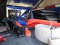 Blue - Unimog 416/U1100 Riot Recovery Vehicle Photo No. 31