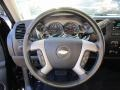 2013 Black Chevrolet Silverado 1500 LT Extended Cab  photo #13