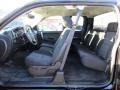2013 Black Chevrolet Silverado 1500 LT Extended Cab  photo #24