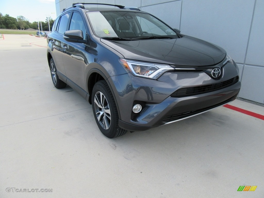 2017 magnetic gray metallic toyota rav4 xle 116919796 car color galleries. Black Bedroom Furniture Sets. Home Design Ideas