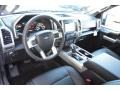 Black Front Seat Photo for 2017 Ford F150 #116937827