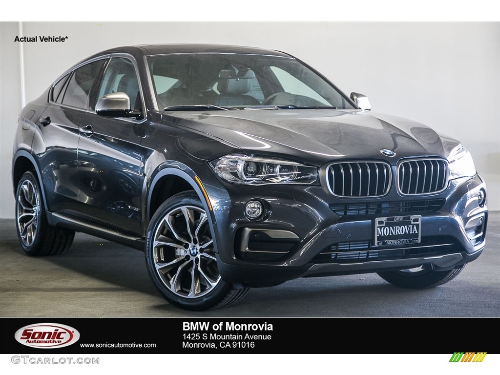 2017 Dark Graphite Metallic Bmw X6 Xdrive35i 116944572