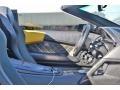 Controls of 2008 Murcielago LP640 Roadster