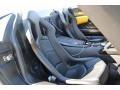 Front Seat of 2008 Murcielago LP640 Roadster