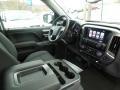 Jet Black Dashboard Photo for 2017 Chevrolet Silverado 1500 #116960200