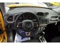 Black 2017 Jeep Renegade Interiors