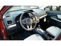 Ivory Front Seat Photo for 2017 Subaru Crosstrek #116964721