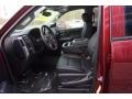 Jet Black Interior Photo for 2017 Chevrolet Silverado 1500 #116972641