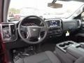 Jet Black Interior Photo for 2017 Chevrolet Silverado 1500 #116974870