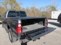 2008 Dark Shadow Grey Metallic Ford F250 Super Duty XLT Crew Cab 4x4  photo #12