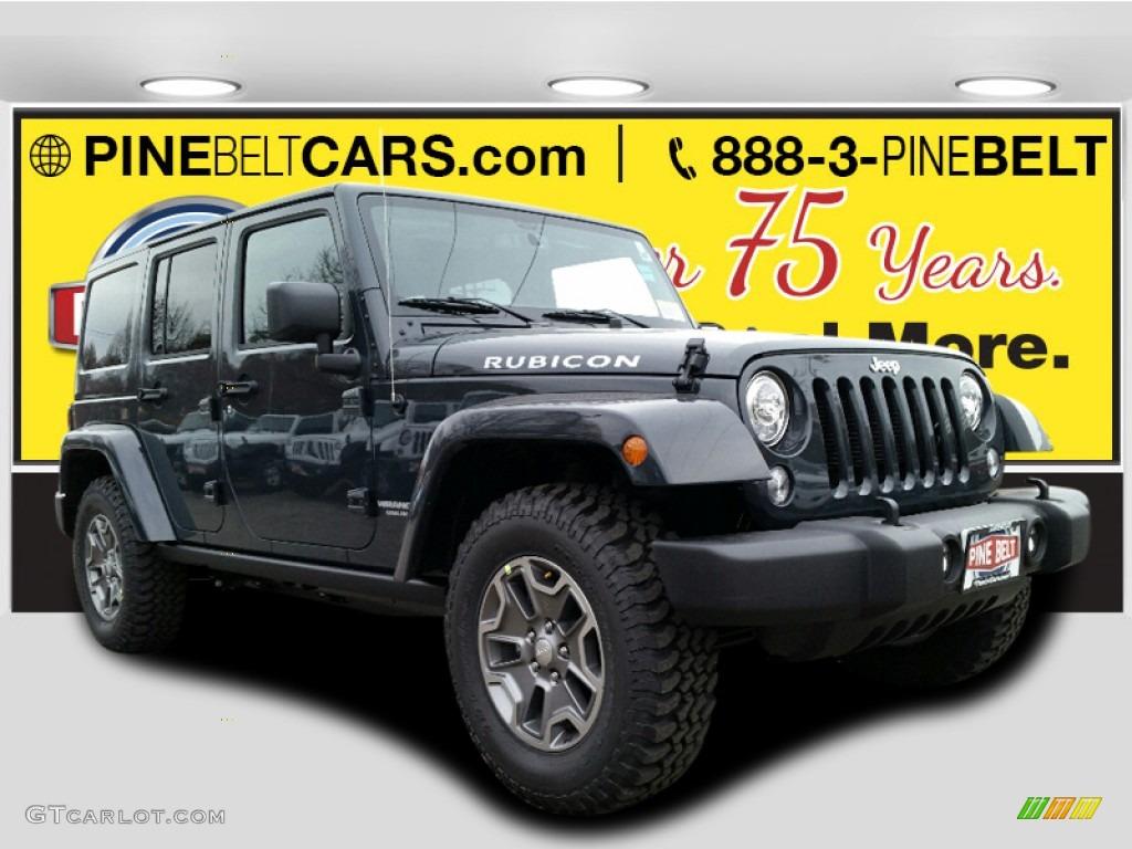 2017 black jeep wrangler unlimited rubicon 4x4 116992963. Black Bedroom Furniture Sets. Home Design Ideas
