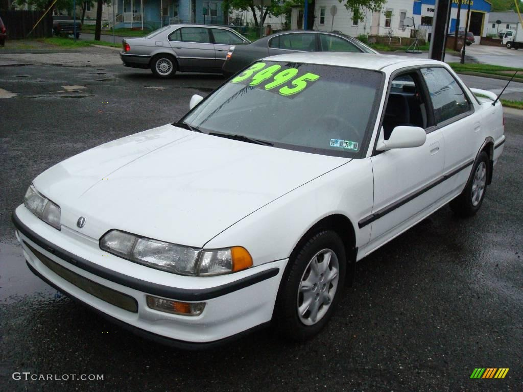 on 1992 Acura Integra Rs