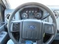 2012 Ingot Silver Metallic Ford F250 Super Duty XLT Crew Cab 4x4  photo #38