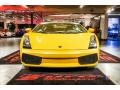 Giallo Halys (Yellow) 2004 Lamborghini Gallardo Coupe