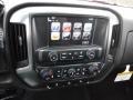 Jet Black Controls Photo for 2017 Chevrolet Silverado 1500 #117036248