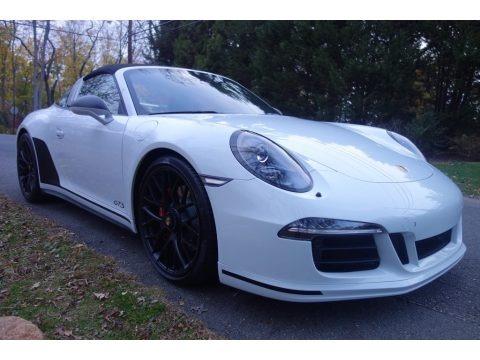 2016 Porsche 911 Targa 4 GTS Data, Info and Specs