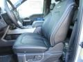 Black Front Seat Photo for 2017 Ford F150 #117055460