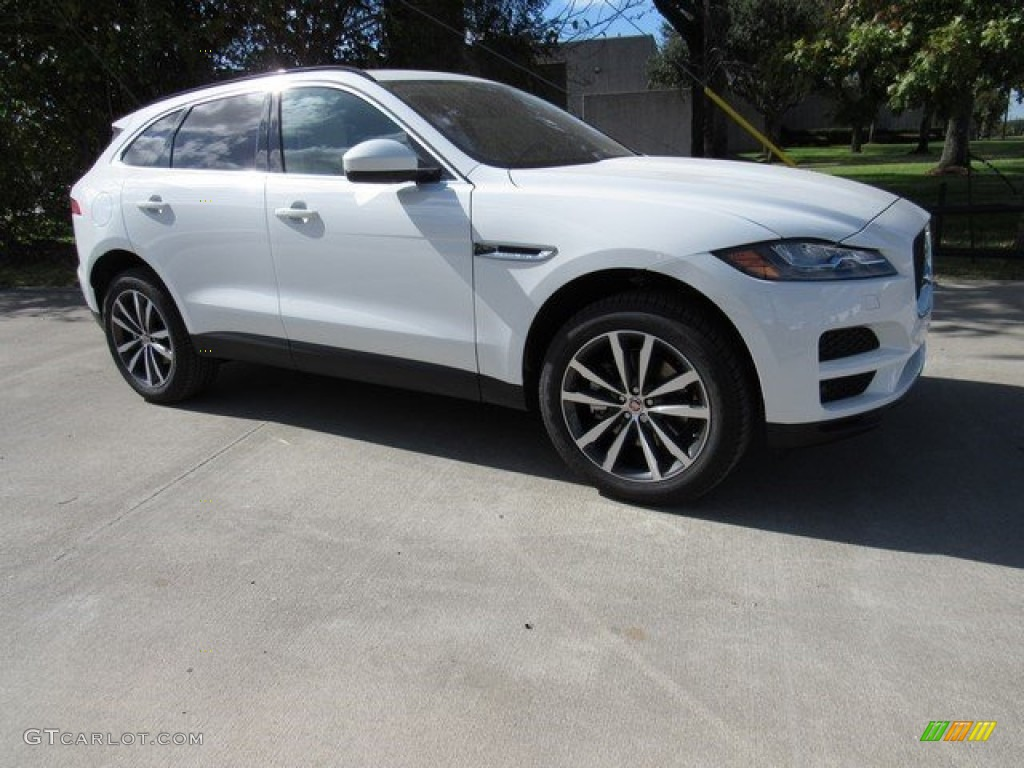 2017 polaris white jaguar f pace 35t awd prestige 117091542 car color galleries. Black Bedroom Furniture Sets. Home Design Ideas