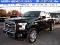 Shadow Black 2016 Ford F150 Gallery