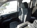 Dark Ash/Jet Black Front Seat Photo for 2017 Chevrolet Silverado 1500 #117119470