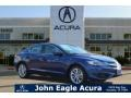 Catalina Blue Pearl 2017 Acura ILX Gallery