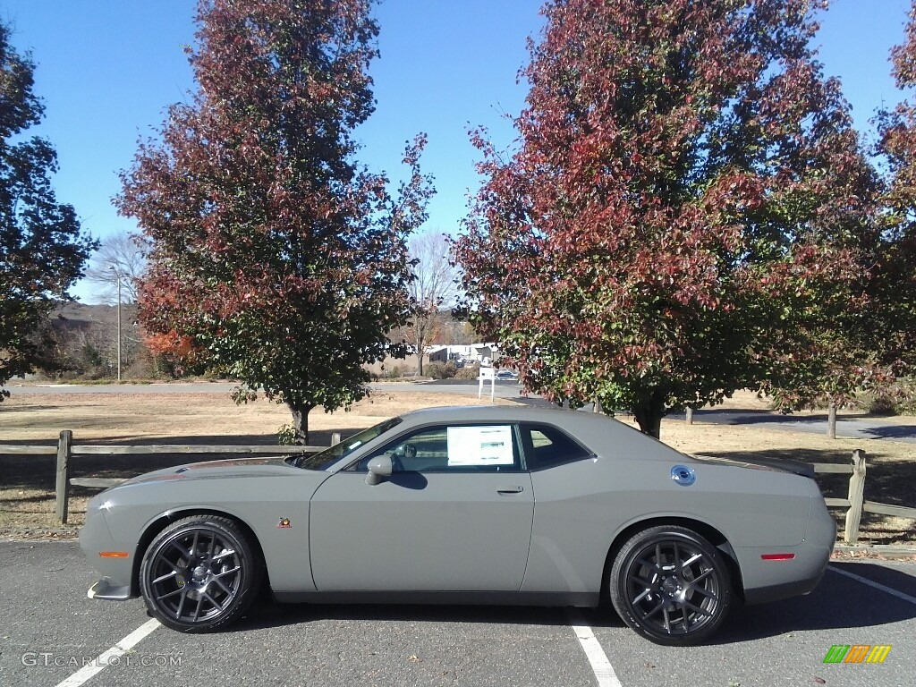 2017 destroyer grey dodge challenger r t scat pack 117131379 car color galleries. Black Bedroom Furniture Sets. Home Design Ideas